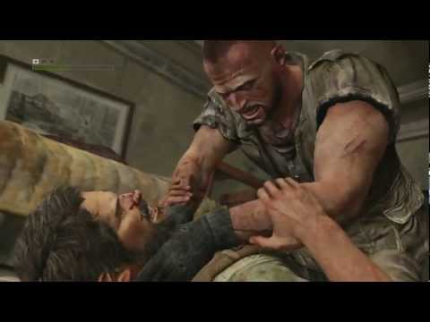 E3: Naughty Dog présente The Last of Us
