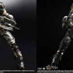 Goodies : Figurine Dead Space 3 Play Arts Kai