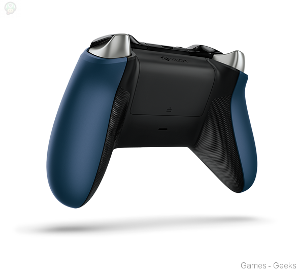 Console Xbox One 1To + Jeu Forza Motorsport 6 Manette-xbox-one-forza-6-back