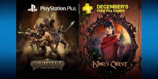 Playstation Plus – Les jeux de décembre 2015