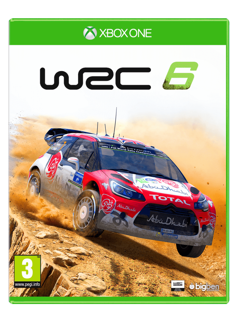 wrc 6 d voile son mode split screen et ses jaquettes. Black Bedroom Furniture Sets. Home Design Ideas
