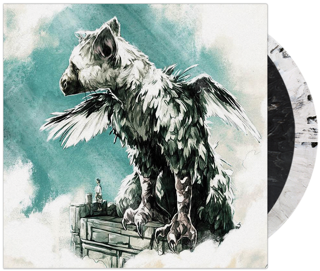 Geek Collector The Last Guardian Vinyl Soundtrack 2xlp