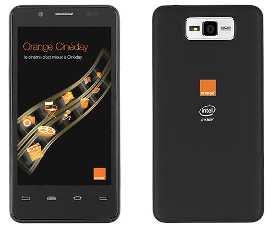 orangeSantaClara Orange Santa Clara: 1er androphone sous intel