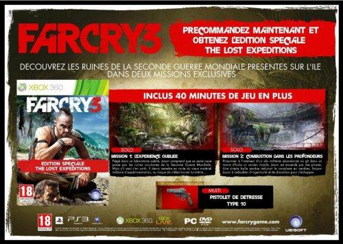 Far_Cry_3 Far Cry 3 : L'édition spéciale en image