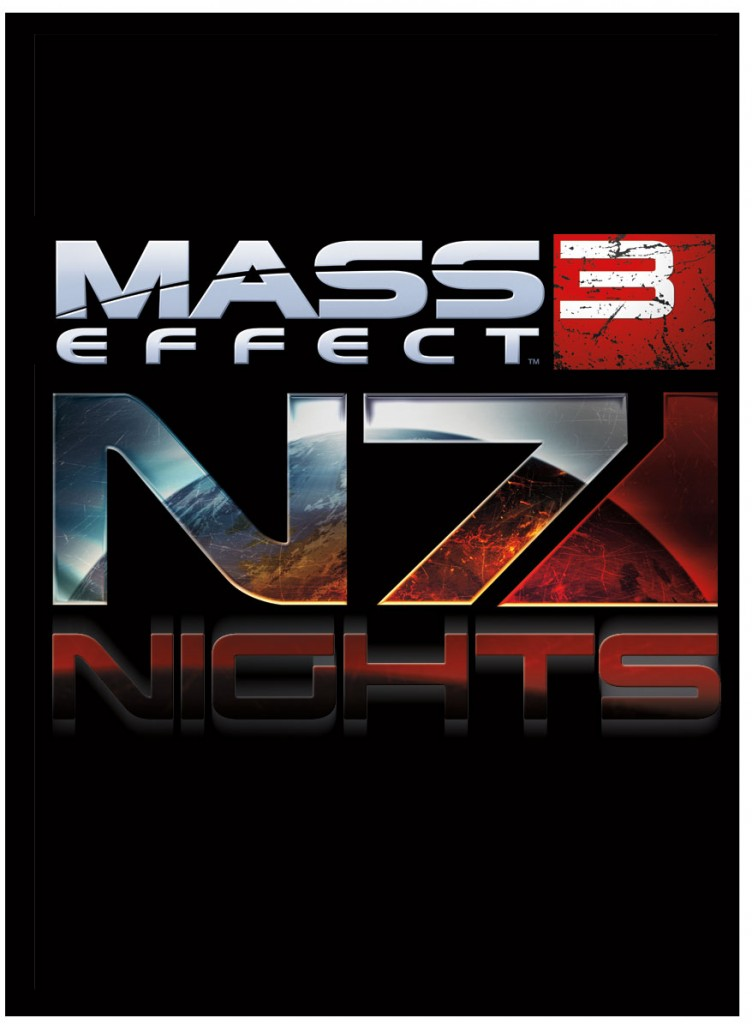 N7NightsLogo-752x1024 Mass Effect 3: Tentez de gagner des consoles custom!