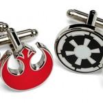 Star-Wars-Cufflinks-150x150 Geek: Star Wars au bureau