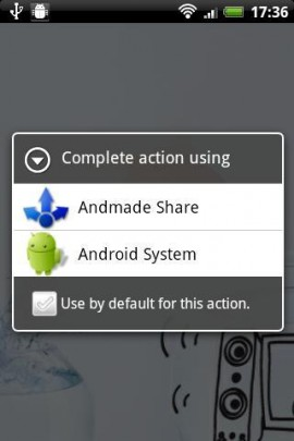 andmade_share2-e1331029266681 Andmade Share: Partager sur plusieurs applis sous android