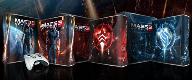 customconsole Mass Effect 3: Tentez de gagner des consoles custom!