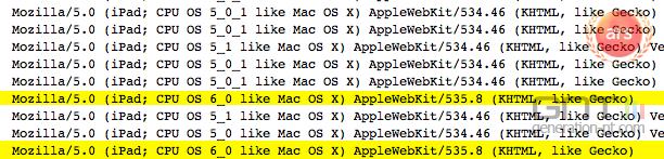 ipad-3-logs L'ipad 3 avec ios6?