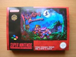 nightmare-busters-boite_00FA000001226031 Nouveau jeu Super NES à venir en 2013 !