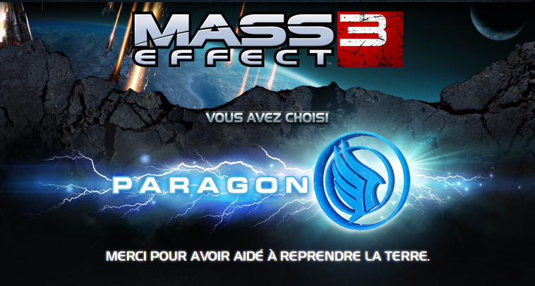 screenshot.580 Mass Effect 3: Des articles pour vos avatars