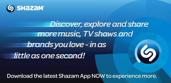 Shazam Shazam : Reconnaissance en moins d'une seconde?