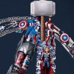 bef01cc16b26a2ae86abcce7092c88c6-150x150 Geek: The Avengers vus autrement...