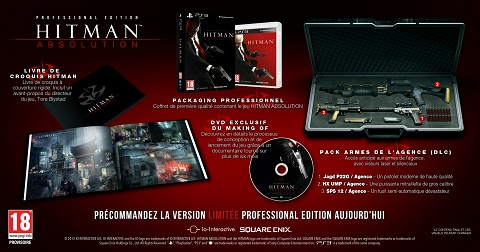 hitman-absolution-professionnal-edition-preco Hitman: Absolution: L'edition collector