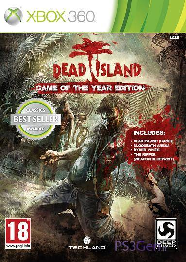 dead-island-360goty-jaquette Dead Island : l'édition Game Of The Year officialisée