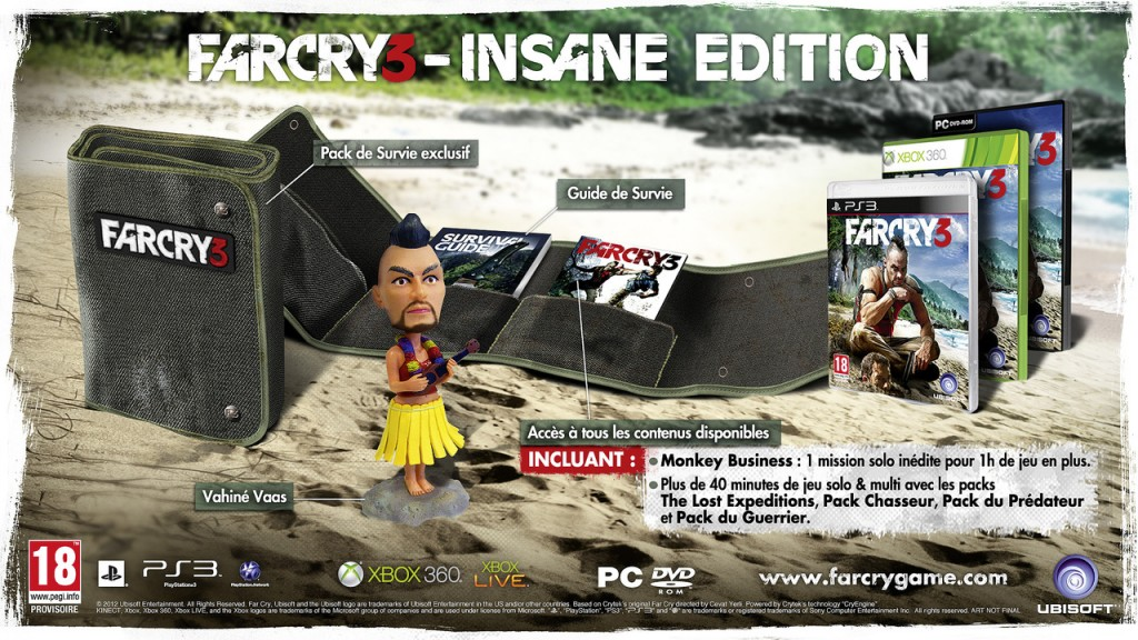 farcry3_insane-1024x576 Far Cry 3: L'édition collector
