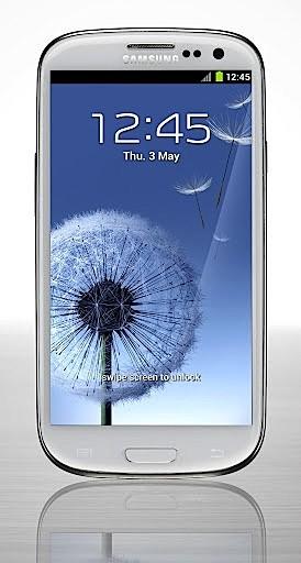 galaxys3 SFR: Samsung Galaxy S3 dispo dès le 29 mai
