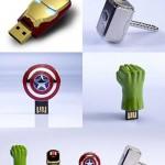 marvel-avengers-flash-drive-1-150x150 Geek: Les clés USB The Avengers