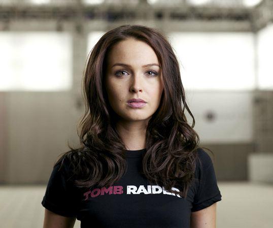 Camilla-Luddington Camilla Luddington sera la nouvelle voix de Lara Croft