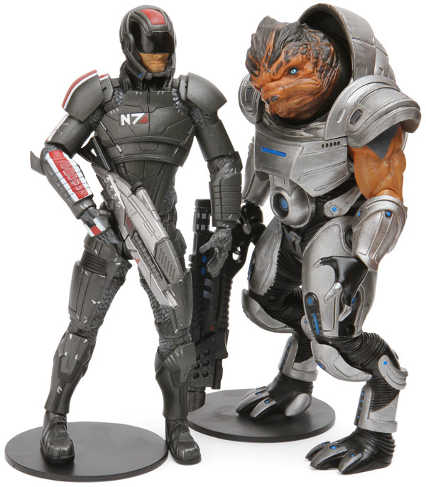 Mass-Effect-Figures [Goodies] Mass Effect : De nouvelles figurines