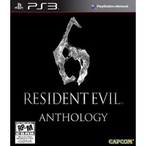 resident_evil_6_anthology Resident Evil 6 : les éditions Anthology et Archives