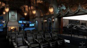 bat-cave-home-theater-3-300x165 [Geek] Une salle de cinéma aux allures de BatCave