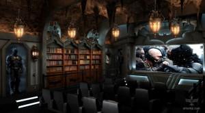 batcave-home-theater-300x165 [Geek] Une salle de cinéma aux allures de BatCave