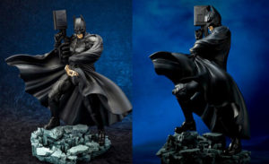 Dark-Knight-Rises-Batman-ArtFX-Statue-2-1-300x183 Geek : Figurine Batman