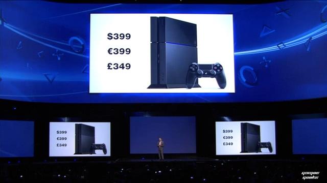 PS4-Prix [E3] PS4 : résumé de la conf