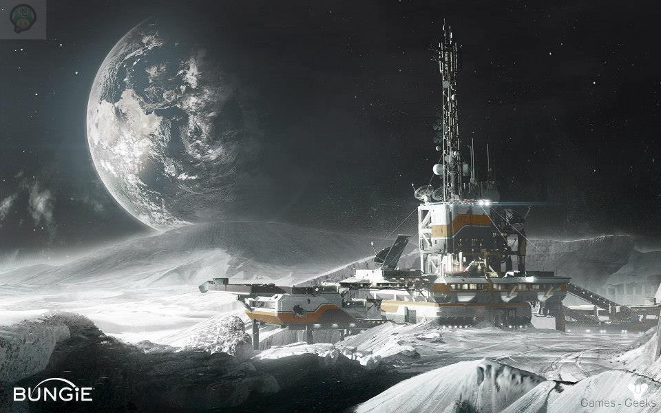 destiny-moon_1_ Destiny se montre avec 6 nouveaux artworks