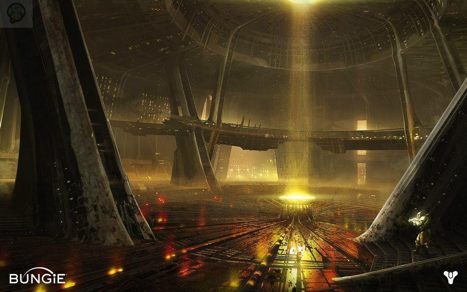 destiny-moon_3_ Destiny se montre avec 6 nouveaux artworks