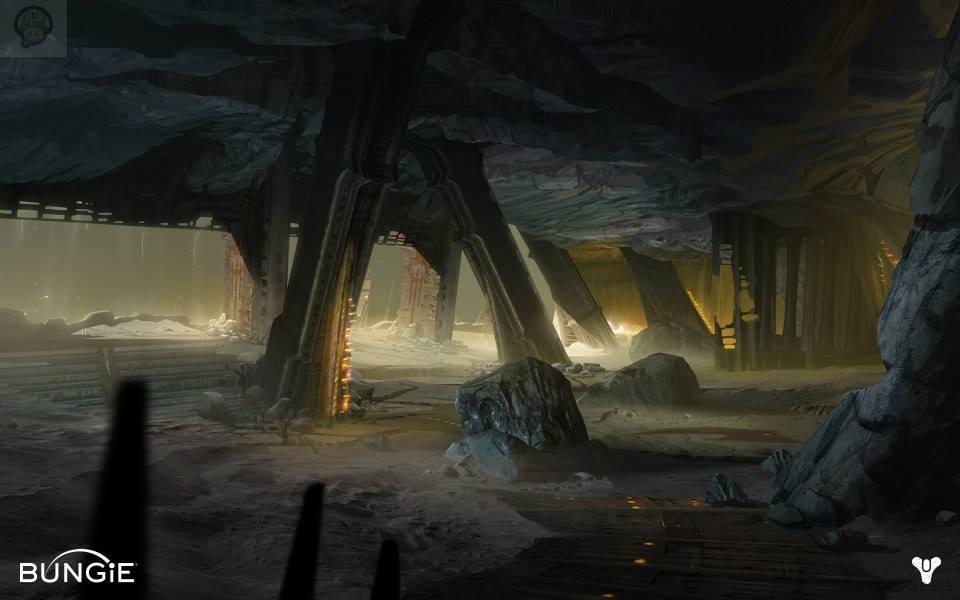 destiny-moon_5_ Destiny se montre avec 6 nouveaux artworks