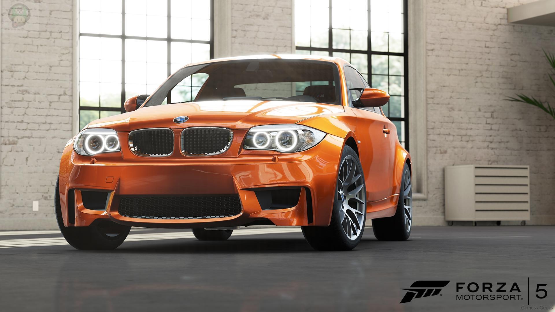 forza5-carreveal-bmw-1seriesmcoupe-wm-wjnlcb Forza 5 : 4 nouvelles voitures dévoilées