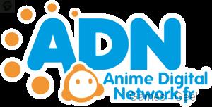 Logo ADN - Anime Digital Network