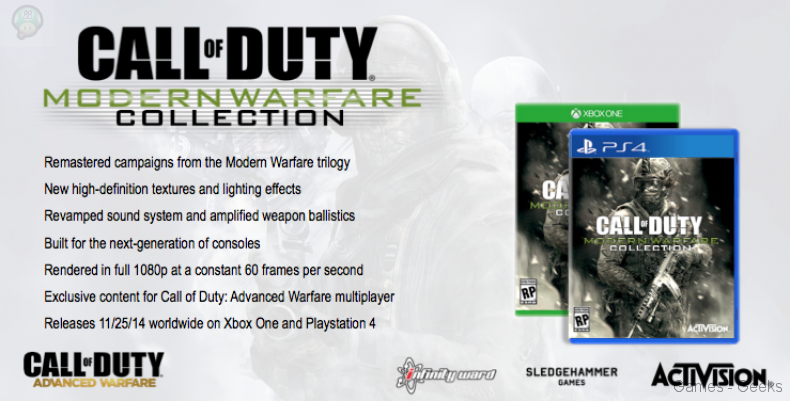 pre_1400375290__mwcollection-790x401 Rumeurs : Call of Duty Modern Warfare Collection
