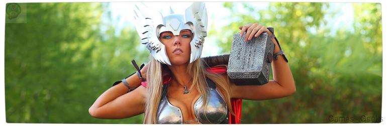 Toni-Darling-Gender-Bends-Thorsday-Banner-770x251 Cosplay - Lady Thor #25