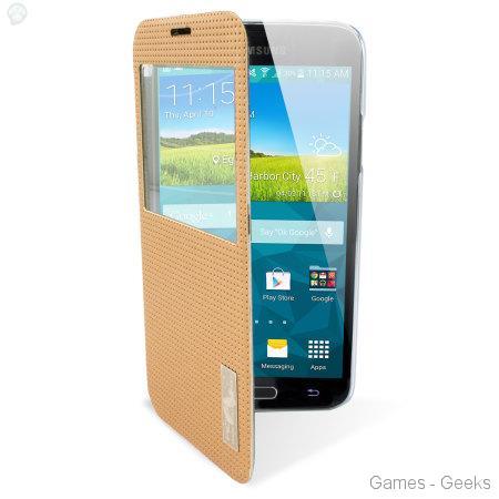 s5 Galaxy S5: Quelques accessoires pour le protéger