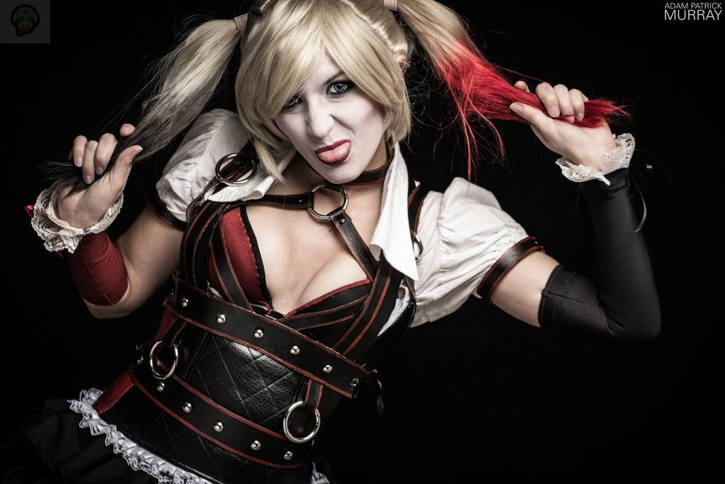 you_know_harley_is_cute__by_maisedesigns-d7cwoj8 Cosplay - Harley Quinn - Steampunk #13