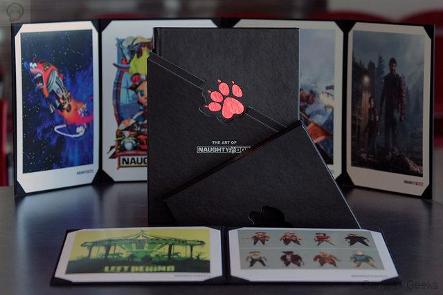 art-of-naughty-dog-collector Précommande - Artbook The Art of Naughty Dog