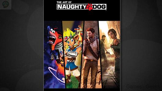 art-of-naughty-dog Précommande - Artbook The Art of Naughty Dog