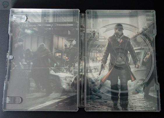 Watch Dogs Dedsec Edition Ps Unboxing
