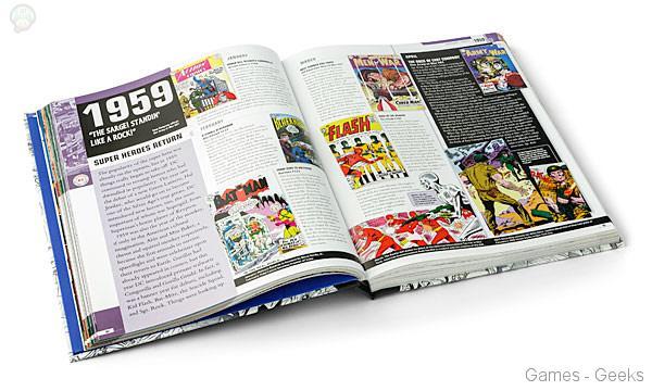 DC-Comics-A-Visual-History-Book Livre: L'histoire des DC Comics