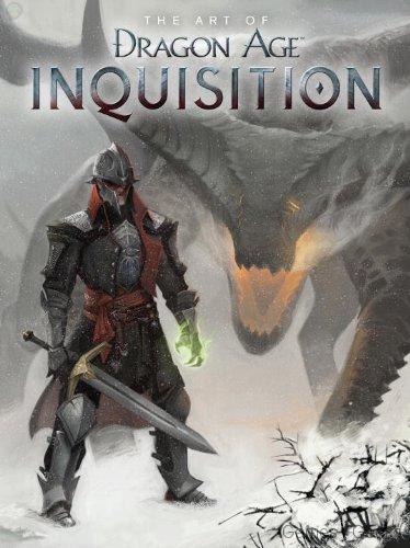 artbook-dragon-age Artbook : The Art of Dragon Age: Inquisition