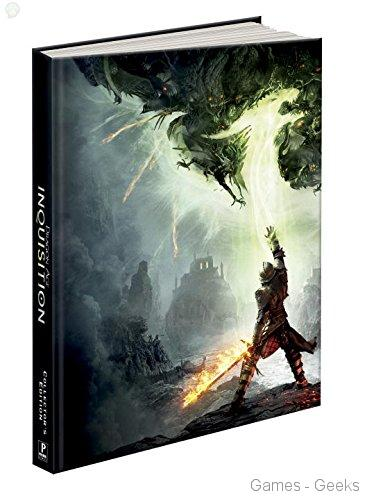 guide-dragon-age Artbook : The Art of Dragon Age: Inquisition