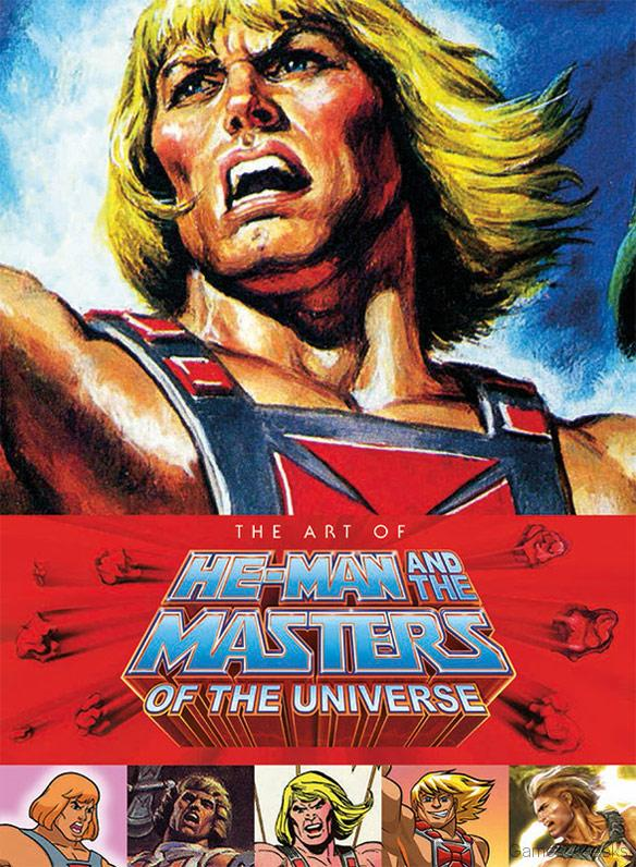 Art-of-He-Man-and-the-Masters-of-the-Universe-Book Artbook - Masters of the Universe