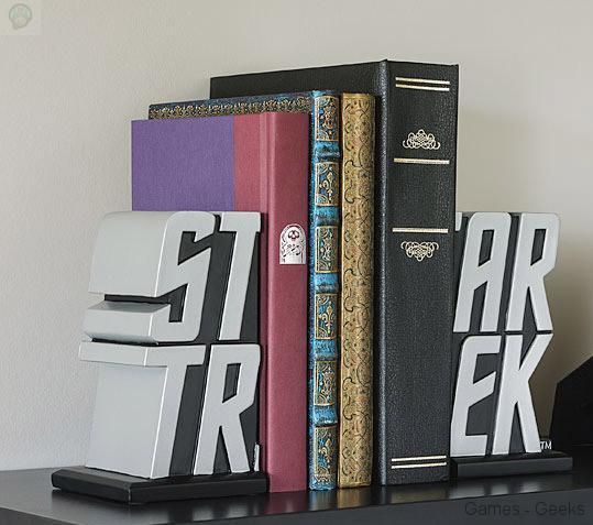 serre-livres-star-trek-2 Geek : Sélection Presse Livre