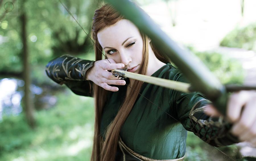 tauriel_by_fiora_solo_top-d89bvkz Cosplay - The Hobbit - Tauriel #37