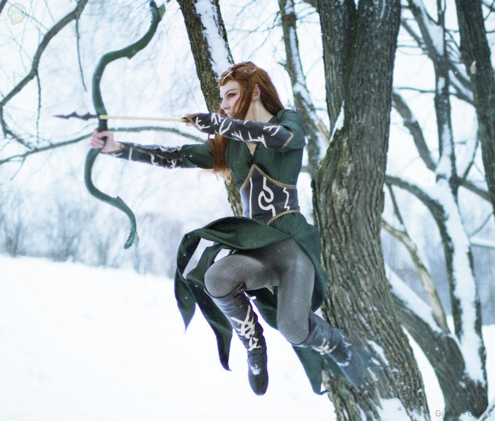 the_hobbit__the_desolation_of_smaug___tauriel_by_fiora_solo_top-d6z2hzz Cosplay - The Hobbit - Tauriel #37