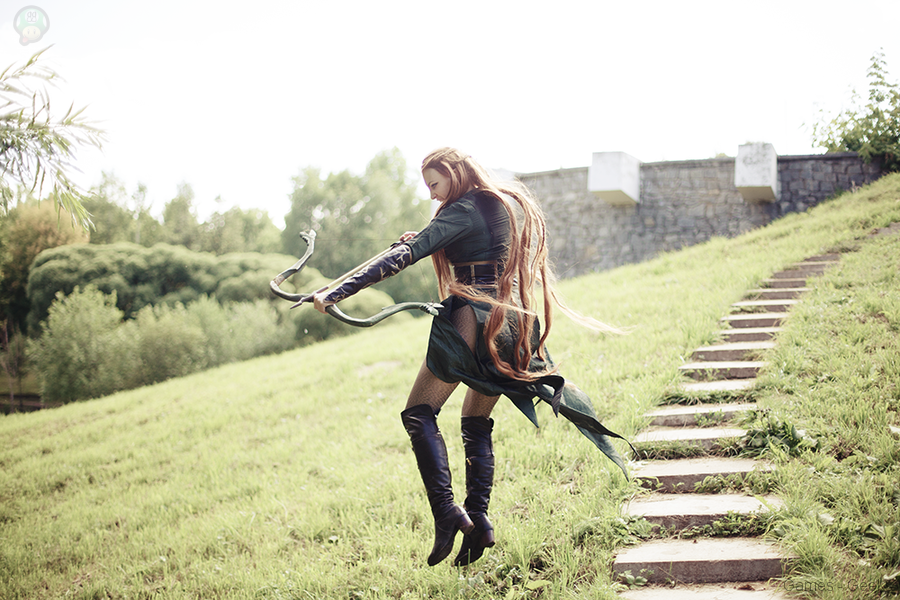 the_hobbit_by_fiora_solo_top-d89bwfc Cosplay - The Hobbit - Tauriel #37