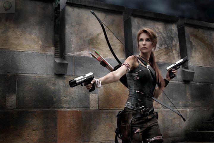 1970656_531423500326606_6845531937549027652_n Cosplay - Lara Croft #44